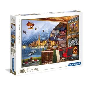 "Clementoni (39481) - ""Hallstatt, Austria"" - 1000 piezas"