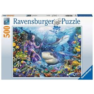 """Ravensburger (15039) - """"King of the Sea"""" - 500 piezas"""