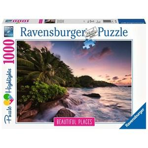 """Ravensburger (15156) - """"Island Seychelles"""" - 1000 piezas"""