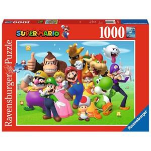 "Ravensburger (14970) - ""Super Mario"" - 1000 piezas"
