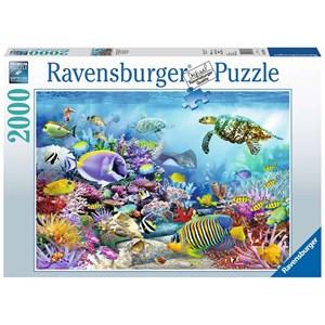 "Ravensburger (16704) - ""Coral Reef Majesty"" - 2000 piezas"