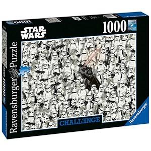 "Ravensburger (14989) - ""Star Wars"" - 1000 piezas"