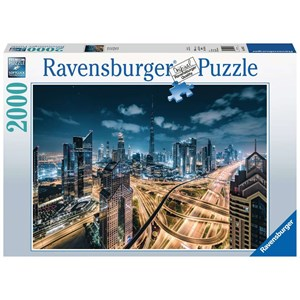 "Ravensburger (15017) - ""View of Dubai"" - 2000 piezas"