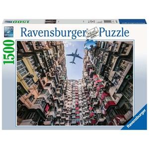"""Ravensburger (15013) - """"Hong Kong"""" - 1500 piezas"""