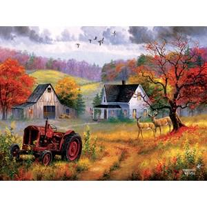 "SunsOut (69626) - Abraham Hunter: ""Heartland Home"" - 1000 piezas"