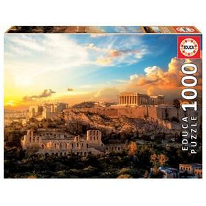 "Educa (18489) - ""Acropol Atenas"" - 1000 piezas"