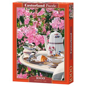 "Castorland (C-104697) - ""Breakfast Time"" - 1000 piezas"