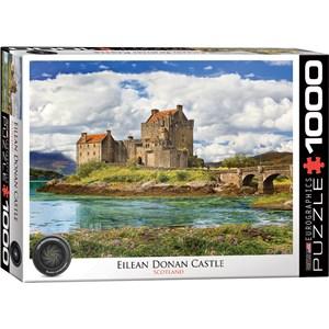 "Eurographics (6000-5375) - ""Eilean Donan Castle, Scotland"" - 1000 piezas"