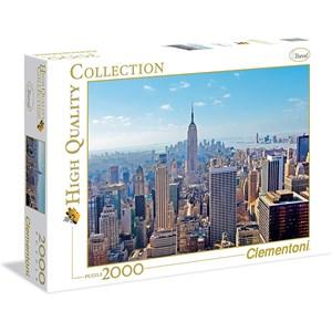 """Clementoni (32544) - """"New York"""" - 2000 piezas"""