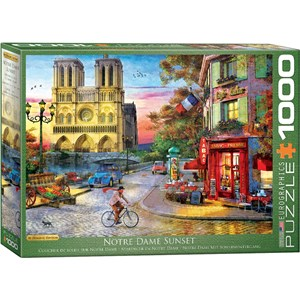 "Eurographics (6000-5530) - ""Notre Dame"" - 1000 piezas"