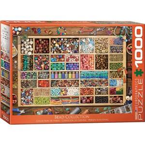 "Eurographics (6000-5528) - ""Bead Collection"" - 1000 piezas"