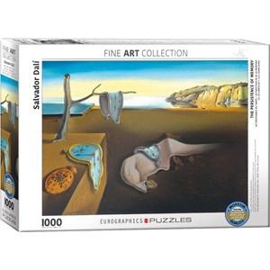 "Eurographics (6000-0845) - Salvador Dali: ""The Persistence of Memory"" - 1000 piezas"