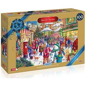 "Gibsons (G2019) - Tony Ryan: ""Secret Santa"" - 1000 piezas"