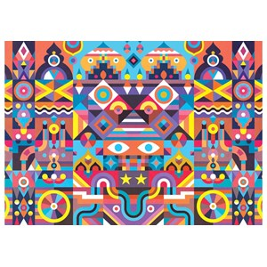 "Cloudberries (33016) - ""Symmetry"" - 1000 piezas"