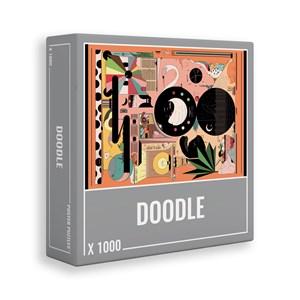 """Cloudberries (33000) - Ori Toor: """"Doodle"""" - 1000 piezas"""