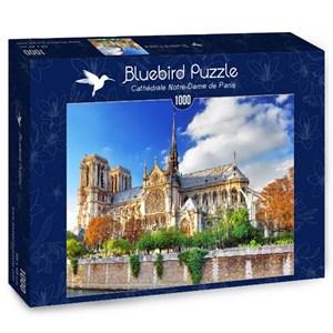 """Bluebird Puzzle (70224) - """"Cathédrale Notre-Dame de Paris"""" - 1000 piezas"""