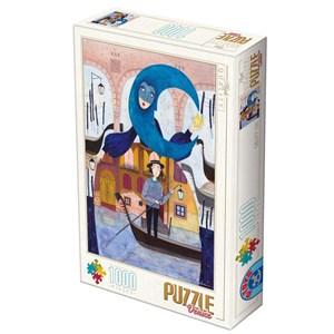 """D-Toys (75246) - Kurti Andrea: """"Venice"""" - 1000 piezas"""