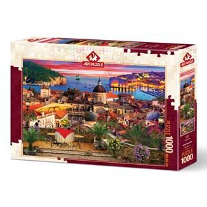 "Art Puzzle (5178) - ""Dubrovnik"" - 1000 piezas"