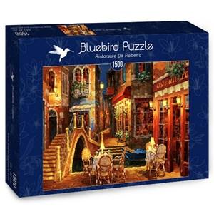 "Bluebird Puzzle (70213) - Viktor Shvaiko: ""Ristorante Da Roberto"" - 1500 piezas"
