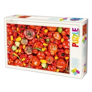 """D-Toys (71958-HD03) - """"Tomato"""" - 1000 piezas"""