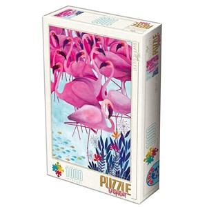 "D-Toys (75192) - Kurti Andrea: ""Tropical"" - 1000 piezas"
