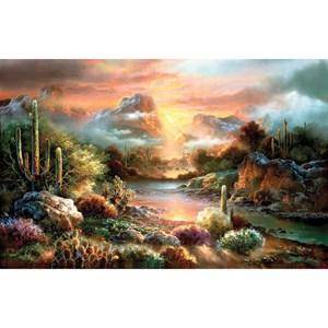 "SunsOut (18057) - James Lee: ""Sunset Splendor"" - 1000 piezas"