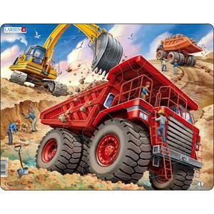 """Larsen (US36) - """"Giant Dump Truck"""" - 33 piezas"""