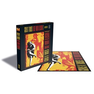 "Rock Saw (RSAW039PZ) - ""Guns N Roses, Use Your Illusion"" - 500 piezas"