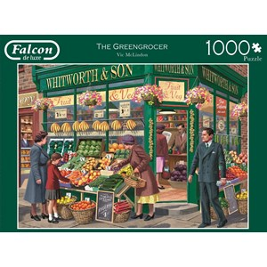 "Falcon (11232) - Victor McLindon: ""The Greengrocer"" - 1000 piezas"