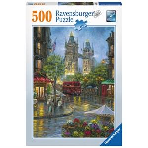 """Ravensburger (14812) - """"Picturesque London"""" - 500 piezas"""
