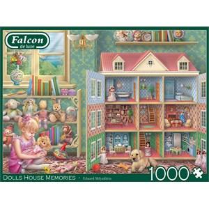 "Falcon (11276) - Eduard Shlyakhtin: ""Dolls House Memories"" - 1000 piezas"