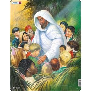 "Larsen (C5) - ""Jesus with the Kids"" - 33 piezas"