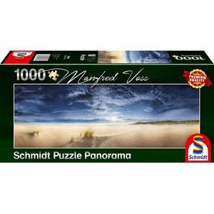 """Schmidt Spiele (59623) - Manfred Voss: """"Infinite Space, Sylt"""" - 1000 piezas"""