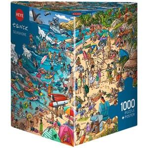 "Heye (29922) - ""Seashore"" - 1000 piezas"