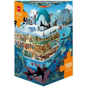 "Heye (29925) - Uli Oesterle: ""Submarine Fun"" - 1500 piezas"