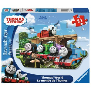 "Ravensburger (05538) - ""Thomas & Friends"" - 24 piezas"