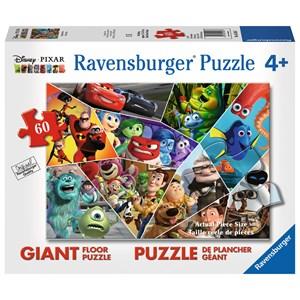 "Ravensburger (05548) - ""Disney, Ultimate Pixar"" - 60 piezas"