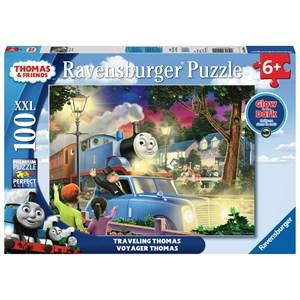 "Ravensburger (10994) - ""Thomas & Friends, Travelling"" - 100 piezas"