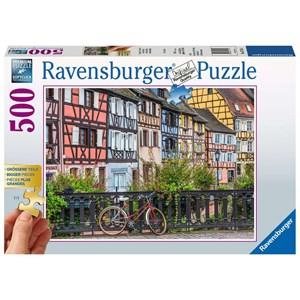 "Ravensburger (13711) - ""Colmar, France"" - 500 piezas"