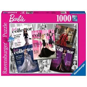 "Ravensburger (15020) - ""Collector Barbie"" - 1000 piezas"