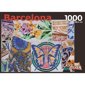 "PuzzelMan (515) - ""Barcelona"" - 1000 piezas"