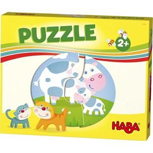 "HABA (303762) - ""On The Farm"" - 2 piezas"