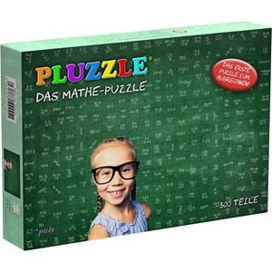 "Puls Entertainment (55555) - ""The Maths Puzzle, The first puzzle to calculate"" - 300 piezas"