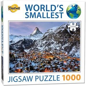 """Cheatwell Games (13114) - """"Matterhorn"""" - 1000 piezas"""