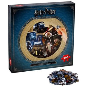 "Winning Moves Games (002480) - ""Harry Potter and the Philosopher's Stone"" - 500 piezas"