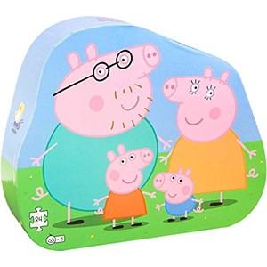 """Barbo Toys (8951) - """"Peppa Pig"""" - 24 piezas"""