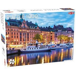 "Tactic (56678) - ""Stockholm"" - 1000 piezas"