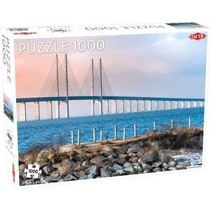 """Tactic (56683) - """"Oresund Bridge"""" - 1000 piezas"""
