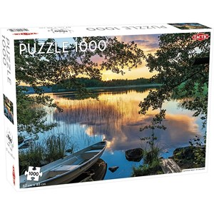 "Tactic (56684) - ""Summer Night in Finland"" - 1000 piezas"