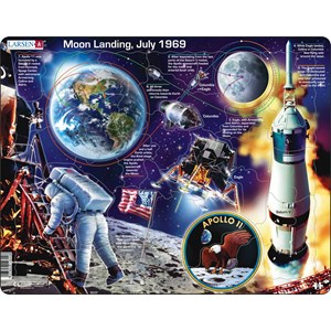 "Larsen (NB5-GB) - ""Apollo 11 - GB"" - 50 piezas"